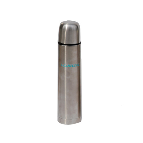 Thermos Θερμός Ανοξείδωτο 1lt khpos outdoor camping epoxiaka camping uermos