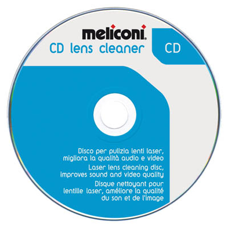 Meliconi 621011 CD Καθαρισμού Κεφαλής hlektrikes syskeyes texnologia perifereiaka ypologiston ajesoyar