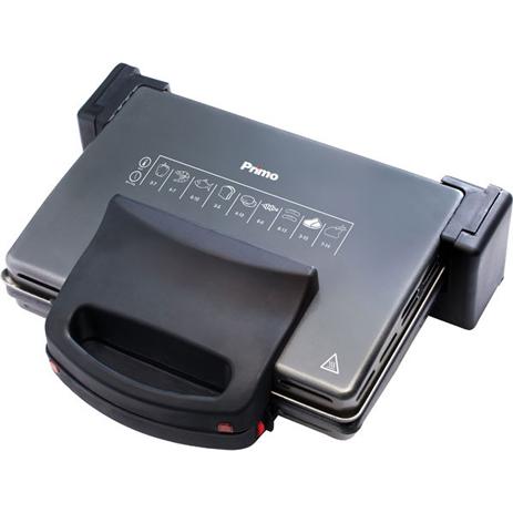 Τοστιέρα 4 Θέσεων με Αποσπώμενες Πλάκες Primo YD 881 1700W hlektrikes syskeyes texnologia oikiakes syskeyes tostieres gkrilieres