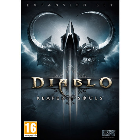 Diablo III: Reaper Of Souls - PC Game gaming games paixnidia pc