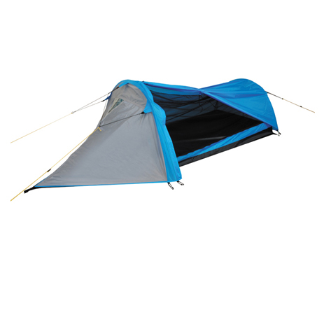Grasshoppers, Σκηνή 1 Ατόμου D-Lite, 10512, Χρώμα Μπλε Γκρι khpos outdoor camping epoxiaka camping skhnes
