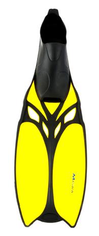 Πέδιλα Θαλάσσης Migra Χρώμα Κίτρινο-Μαύρο Νούμερο 29-30 paixnidia hobby diving pedila