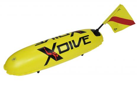 Σημαδούρα Υποβρύχιας Δραστηριότητας Από Pvc Χρώμα Κίτρινο paixnidia hobby diving ajesoyar