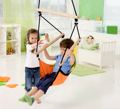 Παιδική Αιώρα Amazonas Kid's Swinger Yellow