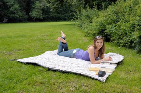 Κουβέρτα Πικ-Νικ Amazonas Molly Cacao khpos outdoor camping epoxiaka camping ajesoyar camping
