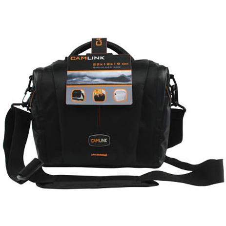 Τσάντα Φωτογραφικής Μηχανής SLR Camlink CL-CB21 22x12x19cm paixnidia hobby fotografikes mhxanes tsantes uhkes