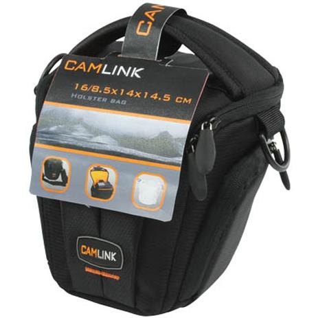 Τσάντα Φωτογραφικής Μηχανής SLR Camlink CL-CB31 18x14x14.5cm paixnidia hobby fotografikes mhxanes tsantes uhkes