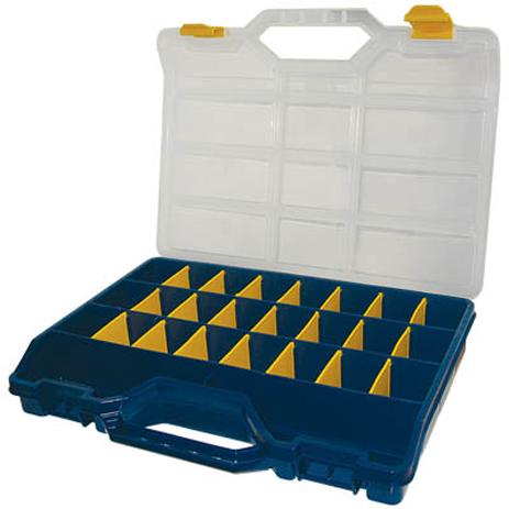Πλαστικό Kουτί με Ρυθμιζόμενες Θέσεις HQ TAYG-CASE2 ergaleia kataskeyes ergaleia xeiros ergaleiouhkes