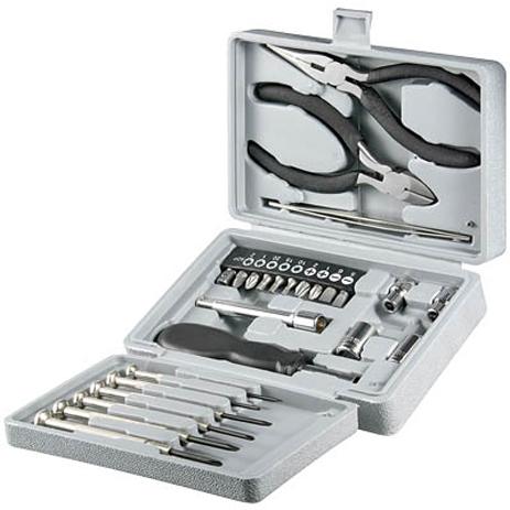 Εργαλειοθήκη με 25 Εργαλεία Fixpoint 77093 ergaleia kataskeyes ergaleia xeiros ergaleiouhkes