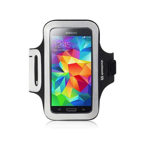 Sports Armand Black για Samsung Galaxy S5 hlektrikes syskeyes texnologia kinhth thlefonia prostateytikes uhkes