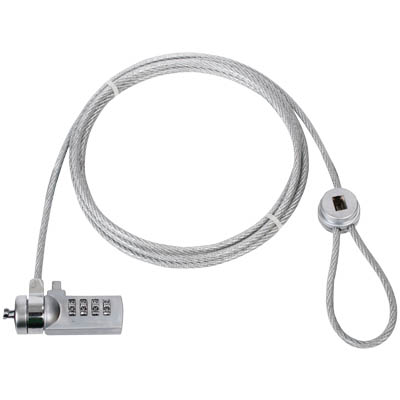 Universal Κλειδαριά Για Η/Υ Με Συνδυασμό , Μήκος 1,8M, Cmp-Safe 4 hlektrikes syskeyes texnologia perifereiaka ypologiston ajesoyar