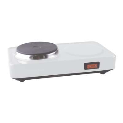 Επιτραπέζια Ηλεκτρική Εστία 450W, Kalko K6622 Λευκο