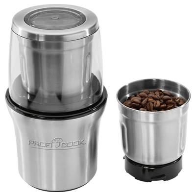 Συσκευή Για Άλεσμα Καφέ 200W, Profi Cook Pc-Ksw 1021