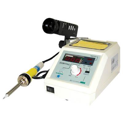 Ρυθμιζόμενος Σταθμός Κόλλησης Με Ένδειξη Ψηφιακή 24V-48W 150°C - 420°C, Hq Solde ergaleia kataskeyes hlektrologikos ejoplismos kollhthria