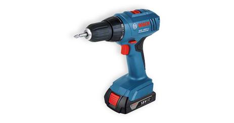 Δράπανοκατσάβιδο Bosch GSR 1800-Li (2x1.5Ah) 06019A8305
