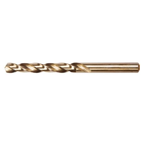 Graphite Τρυπάνι αέρος HSS DIN338-INOX, Κοβαλτίου, 4,5mm, 222015, 10τμχ ergaleia kataskeyes analosima trypania