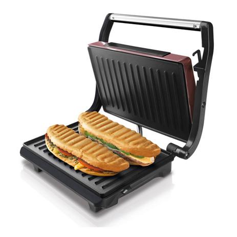 Τοστιέρα Taurus Toast & Co με Ίσια Πλάκα 700w