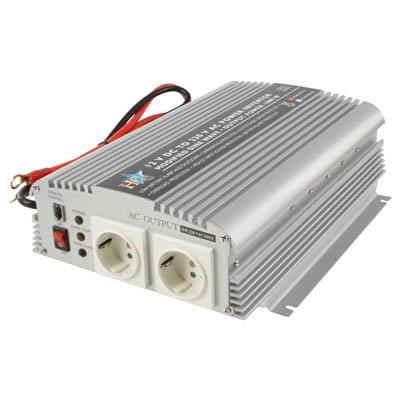 Inverter 1000W 12Vdc To 230Vac HQ-INVERTER 1KW-12V ergaleia kataskeyes hlektrologikos ejoplismos gennhtries inverters