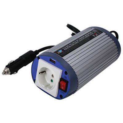 Inverter 150 W 12 V + USB HQ-INV150WU-12 ergaleia kataskeyes hlektrologikos ejoplismos gennhtries inverters