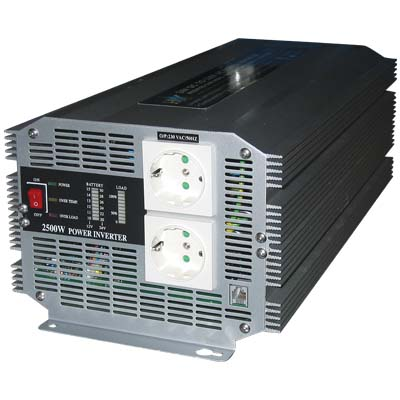Inverter 2500W 24Vdc σε 230Vac HQ-INVERTER 2500W-24V ergaleia kataskeyes hlektrologikos ejoplismos gennhtries inverters
