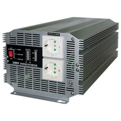 Inverter 2500W 12Vdc σε 230Vac HQ-INVERTER 2500W-12V ergaleia kataskeyes hlektrologikos ejoplismos gennhtries inverters