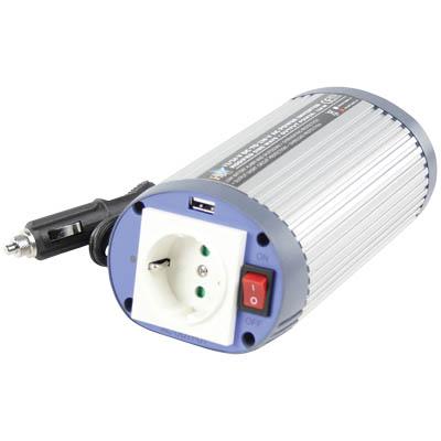 Inverter 150 W 24V και USB HQ-INV150WU-24 ergaleia kataskeyes hlektrologikos ejoplismos gennhtries inverters