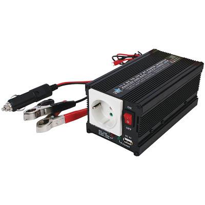 Inverter 24V - 300W και USB Για Μπαταρίες 24 V σε Αυτοκίνητα Και Σκάφη Θαλάσσης  ergaleia kataskeyes hlektrologikos ejoplismos trofodotika