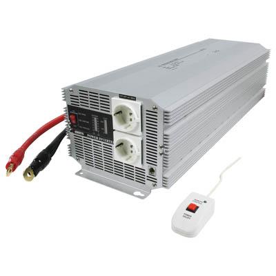 Ισχυρό Inverter 24V - 230V 4000W HQ-INV4000W-24V ergaleia kataskeyes hlektrologikos ejoplismos gennhtries inverters