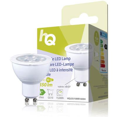 Λαμπτήρας Οικονομίας LED - Mr16, Gu53, 55W, Warm White, 15000 Ωρών Ενεργειακής Κλάσης Α+ LAMP HQL GU10 MR16004