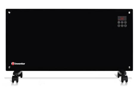 Θερμαντικό Πάνελ με Ιονιστή Inventor G3INV-20DTB, Χρώμα Μαύρο hlektrikes syskeyes texnologia klimatismos uermansh uermopompoi
