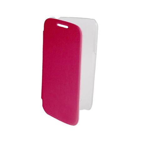Θήκη Smart Trans για Samsung Galaxy S Duos S7562 Pink hlektrikes syskeyes texnologia kinhth thlefonia prostateytikes uhkes