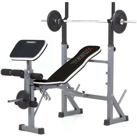 Toorx, Πάγκος Γυμναστικής WBX-60 paixnidia hobby organa gymnastikhs polyorgana