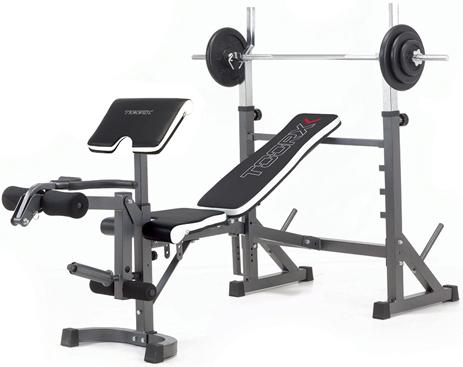 Toorx, Πάγκος Γυμναστικής WBX-90 paixnidia hobby organa gymnastikhs polyorgana