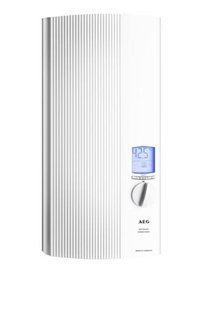 Ταχυθερμαντήρας AEG DDLE ThermoDrive 18 ECO (18kW) hlektrikes syskeyes texnologia klimatismos uermansh uermosifones
