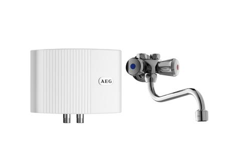 Ταχυθερμαντήρας AEG MTH 350 OT (3,5kW) hlektrikes syskeyes texnologia klimatismos uermansh uermosifones