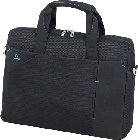 "Diplomat Τσάντα για Laptop 15,6"" LE75, Μαύρο paixnidia hobby eidh tajidioy epaggelmatikes tsantes"