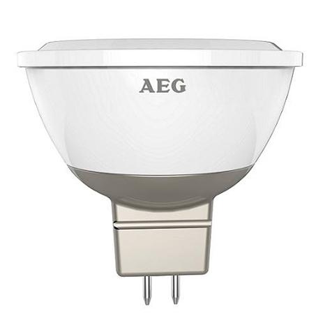Λάμπα Led AEG MR16, GU5.3, 5W hlektrikes syskeyes texnologia hlektrologikos ejoplismos lampthres led