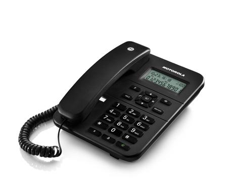 Σταθερό Τηλέφωνο Motorola CT202 hlektrikes syskeyes texnologia stauerh thlefonia thlefona