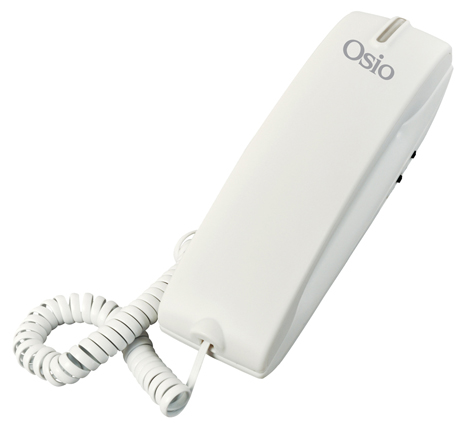 Σταθερό Τηλέφωνο Osio OSW-4600W hlektrikes syskeyes texnologia stauerh thlefonia thlefona