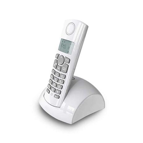 Ασύρματο Τηλέφωνο Osio OSD-8610GW, Λευκό hlektrikes syskeyes texnologia stauerh thlefonia thlefona