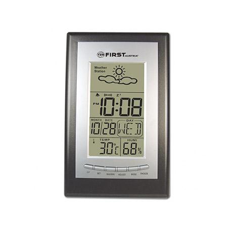 Επιτραπέζιος Μετεωρολογικός Σταθμός First FA-2460 paixnidia hobby gadgets meteorologikoi staumoi