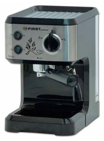 Μηχανή Espresso First FA-5476-1 1050w