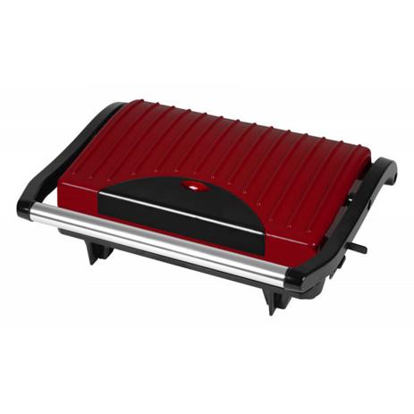 Τοστιέρα Kalorik TKG SWP 1000 Grill Plates 700w, Κόκκινη