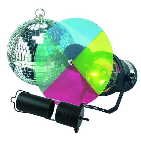 Φωτεινή Disco Μπάλα Olympia MLB 16 paixnidia hobby gadgets diafora