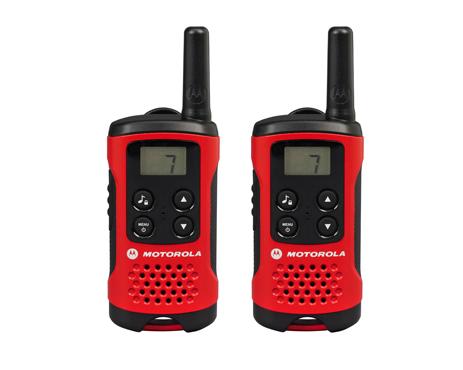 Walkie Talkie Motorola TLKR T40 paixnidia hobby gadgets diafora