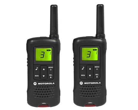 Walkie Talkie Motorola TLKR-T60 paixnidia hobby gadgets diafora