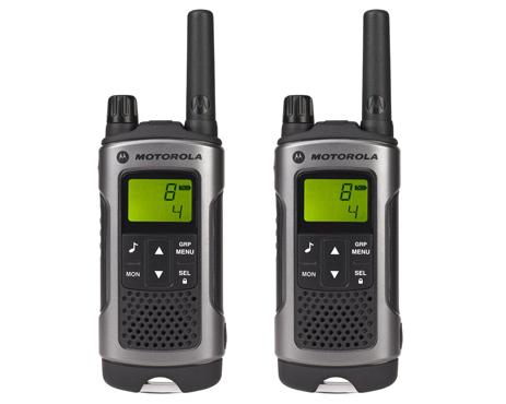 Walkie Talkie Motorola TLKR-T80 paixnidia hobby gadgets diafora