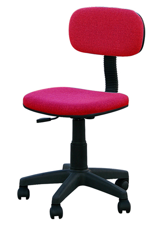 Καρέκλα Γραφείου Παιδική Velco Κ04880-4, Κόκκινη