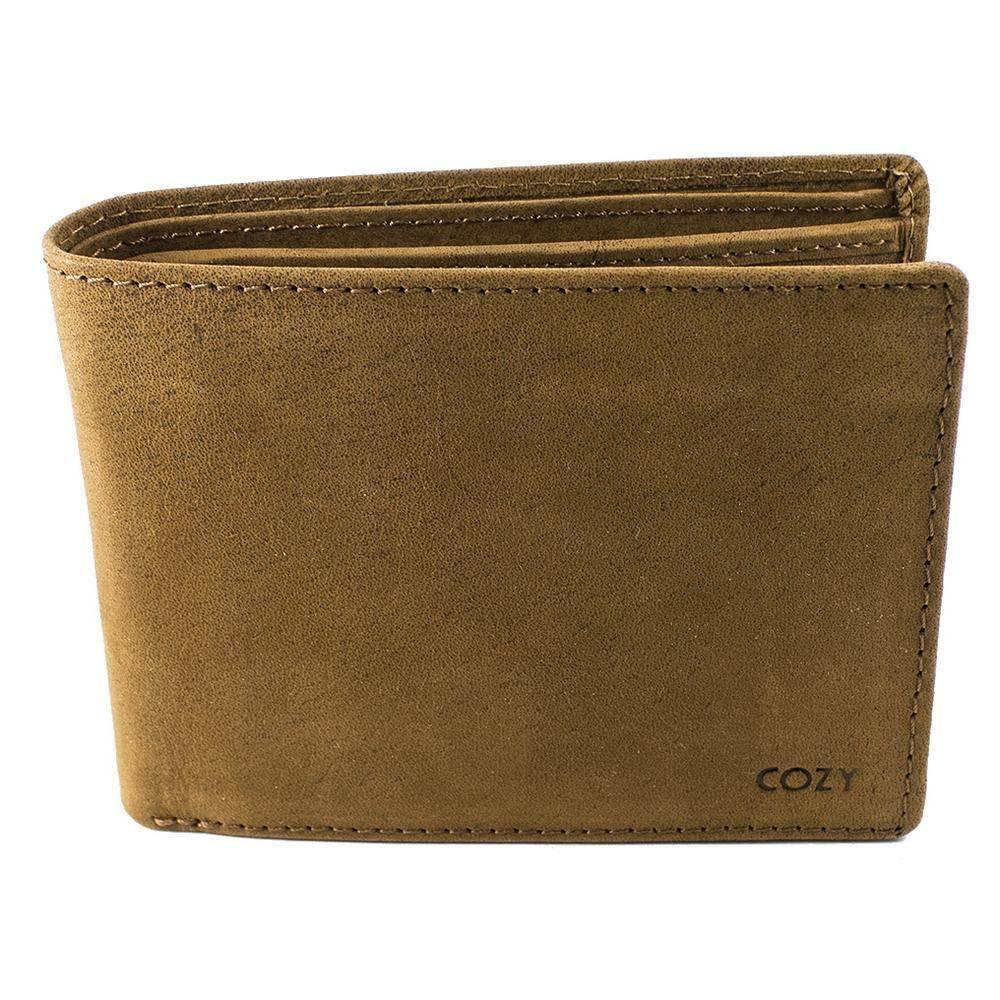 8990a72b11 Cozy Ανδρικό Πορτοφόλι Buffalo 4021 Καφέ paixnidia hobby eidh ...