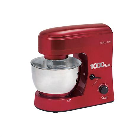 Κουζινομηχανή Izzy SM1688H Spicy Red hlektrikes syskeyes texnologia oikiakes syskeyes koyzinomhxanes